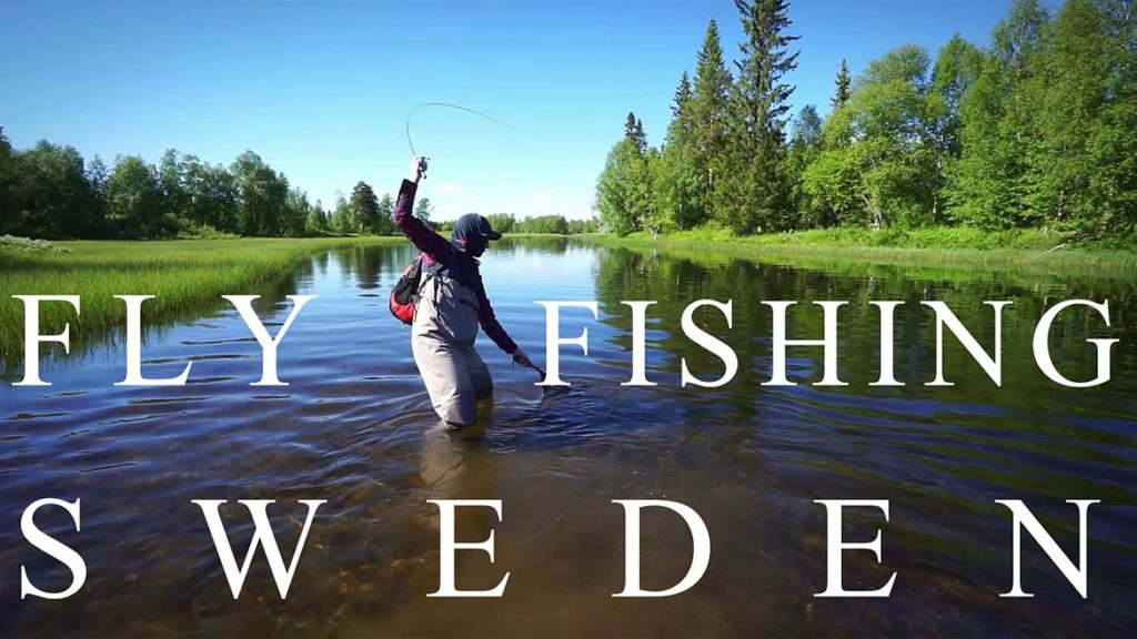 Sweden Fly Fishing Trip