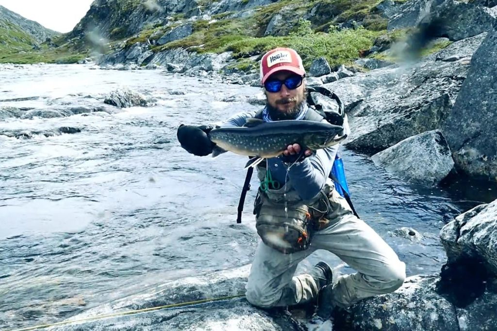 Scouting mission greenland fly fishing chars storms for Fly fishing films