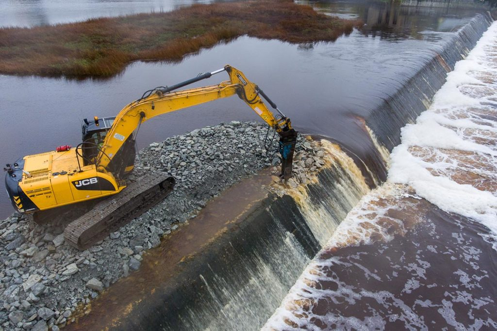 REMOVING DAMS TOGETHER